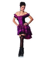 WestWorld Saloon Girl Maeve Costume