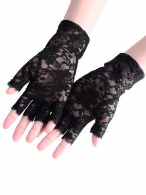 WestWorld Saloon Girl Maeve Costume Gloves