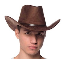 WestWorld Teddy Costume Hat