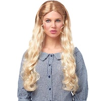 WestWorld Dolores Blonde Wig