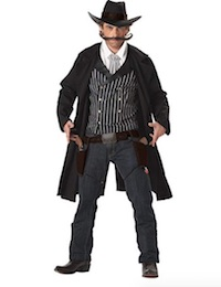 WestWorld Hector Gunslinger Costume