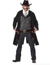 WestWorld Hector Gunslinger Costume