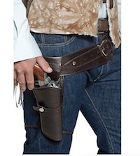 WestWorld Hector Costume Gun Belt