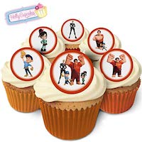 Wreck it Ralph Edible Cake Toppers