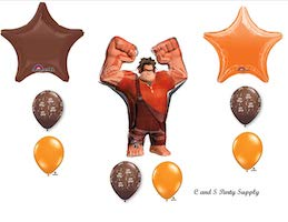 Wreck it Ralph Party Decorations