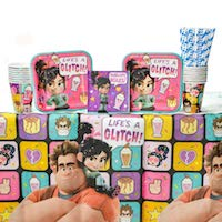 Wreck it Ralph 2 Party Supplies
