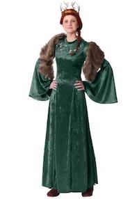 Joe Jonas Costume as Sansa Stark from Game of Thrones