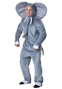 Sophie Turner Costume as Elephant for Adults