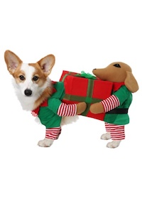 Christmas Pet Costume - Santa's Little Helper