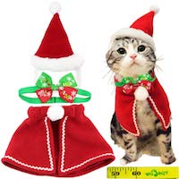 Christmas Pet Costume - Santa Costume