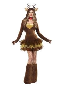 Christmas Reindeer Costume for Women