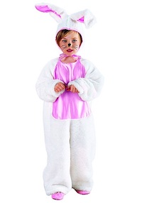Child Easter Bunny Costumes
