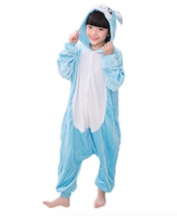 Easter Bunny Costume Jumpsuit