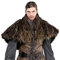 Game of Thrones Ygritte Costume Layers