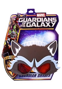 Guardians of the Galaxy Rocket Raccoon Costume for Kids Sunglasses