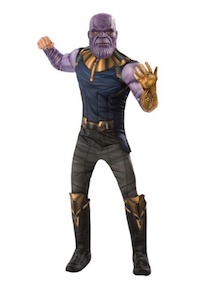 Marvel Deluxe Thanos Costume for Adults