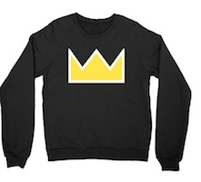 Riverdale Betty Cooper Crown Sweater Costume