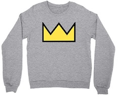 Riverdale Betty Cooper Crown Sweater