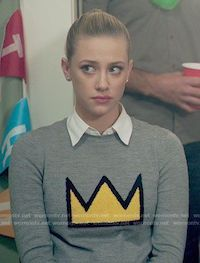 Riverdale Betty Cooper Crown Sweater Ideas