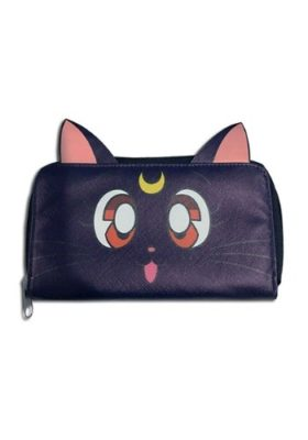 Sailor Moon Luna Cat Wallet