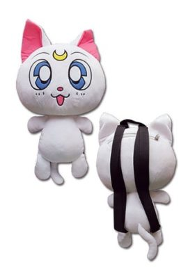 Sailor Moon Artemis Plush Bag