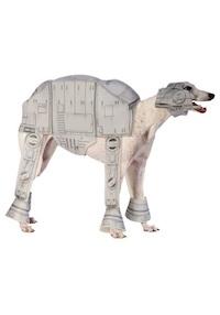 Star Wars Pet Costume - Imperial Walker