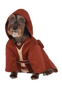 Star Wars Pet Costume Master Jedi