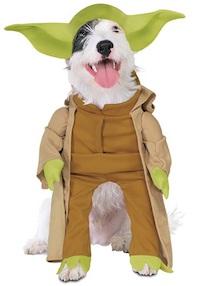 Star Wars Pet Costume - Yoda