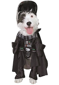 Star Wars Pet Costume - Darth Vader