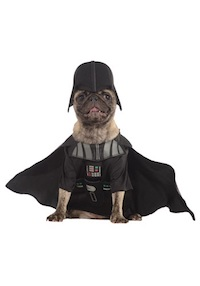 Star Wars Pet Costume Darth Vader Dog Costume