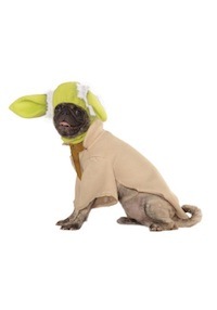 Star Wars Pet Costume Yoda Dog Costume