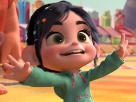 Wreck It Ralph Vanellope Costume Ideas