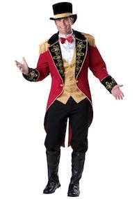 Lily Rose Depp Elite Circus Ringmaster Costume