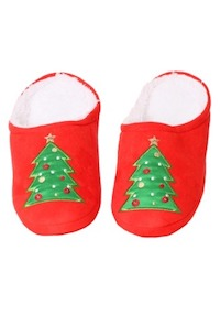 Best Christmas Tree Slippers