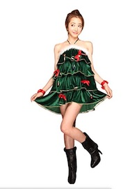 Best Christmas Tree Costume for Adults