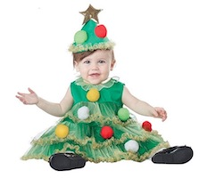 Best Christmas Tree Costumes