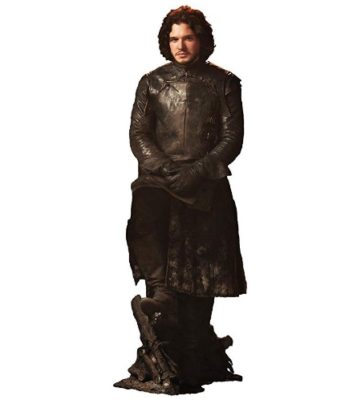 Game of Thrones Party Cardboard Cutout Jon Snow