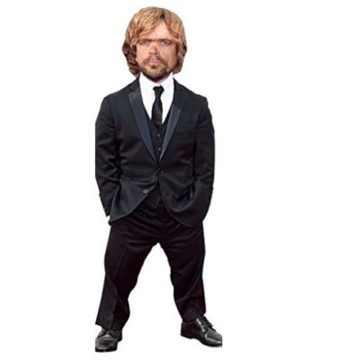 Game of Thrones Party Cardboard Cutouts Peter Dinklage