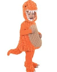 Jurassic Park Dinosaur Costumes for Kids - T-Rex
