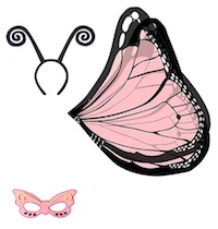 Stormi Webster Butterfly Costume for babies