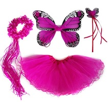 Stormi Webster Pink Butterfly Costume for babies