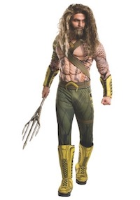 DC Aquaman Costume for Adults