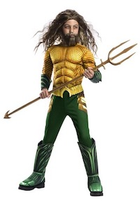 DC Aquaman Costume for Kids
