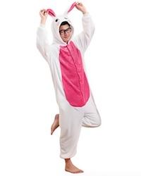 Easter Bunny Onsie PJ Costume