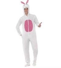 Easter Bunny Jumpsuit Hoodie
