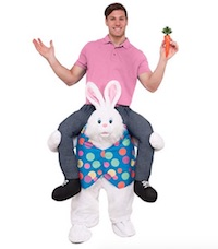 Easter Bunny Costume for Adults