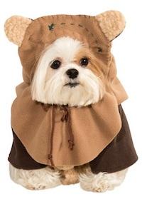 Star Wars Pet Costume Ewok Dog Costume