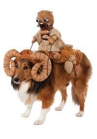 Star Wars Pet Costume Bantha Dog Costume