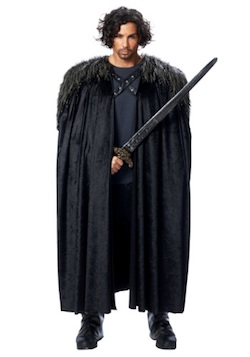 Game of Thrones Jon Snow Season 8 Costume