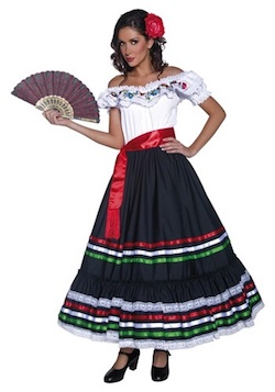 Cinco de Mayo Costume Ideas for Women